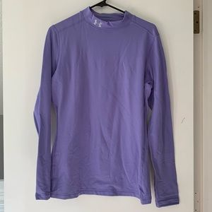 UA ColdGear Semi-Fitted Long Sleeved Shirt